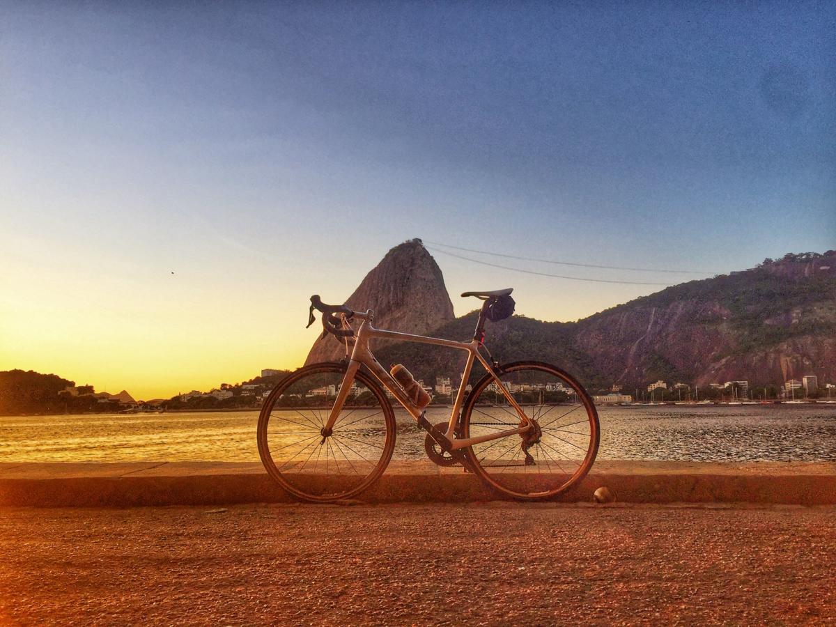 Fabricio Braga, bike