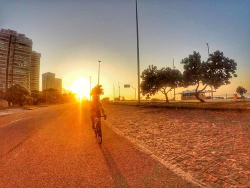 Fabricio Braga, Cycling